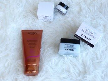 Soins Chanel, Bobbi Brown & Kiko