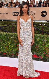 Zuri Hall - SAG Awards 2016