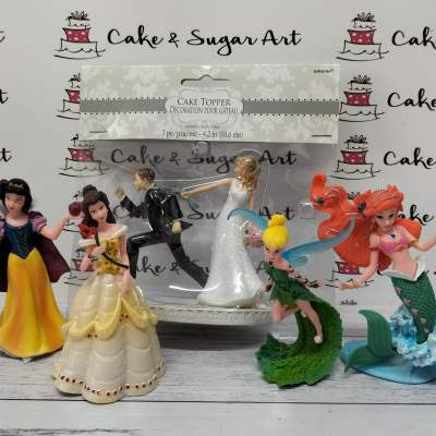 Figurine Toppers