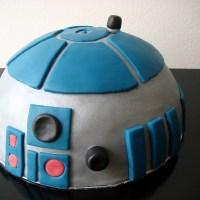 R2-D2 Torte