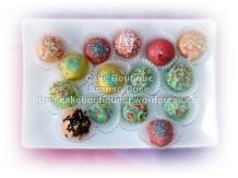 Popcakes e Bombons