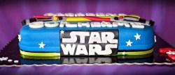 Bolo Guerra das Estrelas – Star Wars