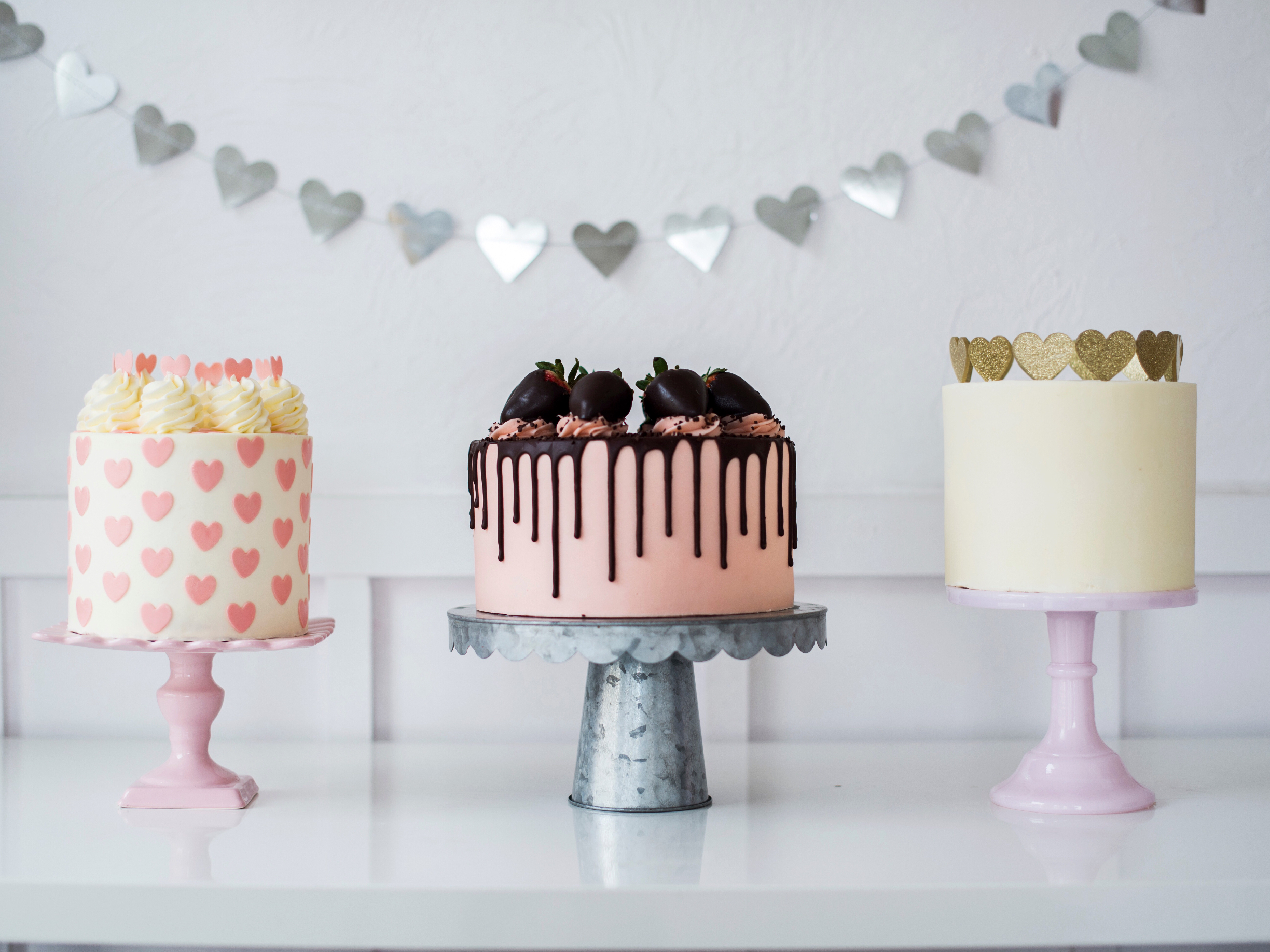 Cake By Courtney 7 Cute And Easy Valentine S Cake Ideas