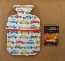 Car hottie cover