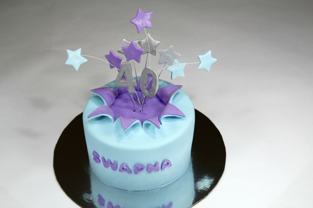 Explosion Cake