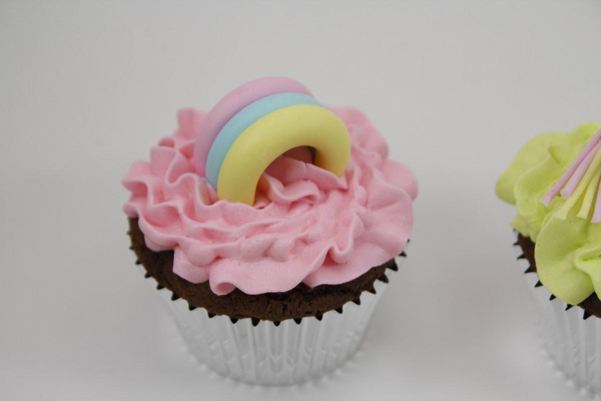 My Little Pony Cupcake