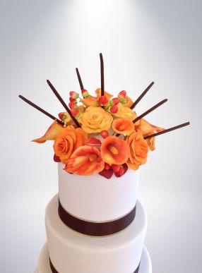 wedding-cake-fall-theme