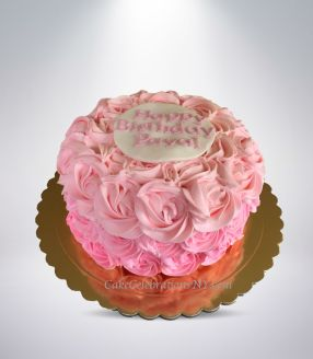 Pink-Umbre-Rose-Cake-3