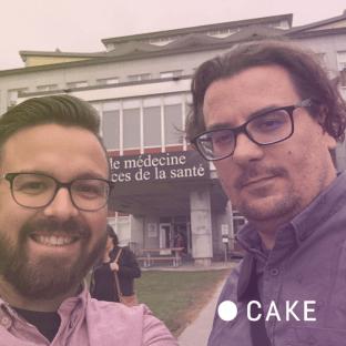 Francis et Lupin avait une rencontre ce matin avec la Société des Médecins de l'Université de Sherbrooke (SMUS) pour présenter un projet encore secret! On vous en dit plus bientôt!