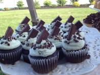 Mint Cupcakes, YES!