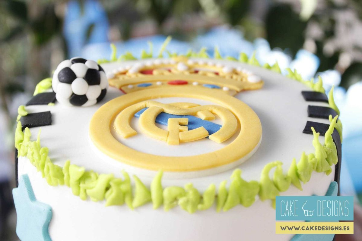 Tarta Real Madrid