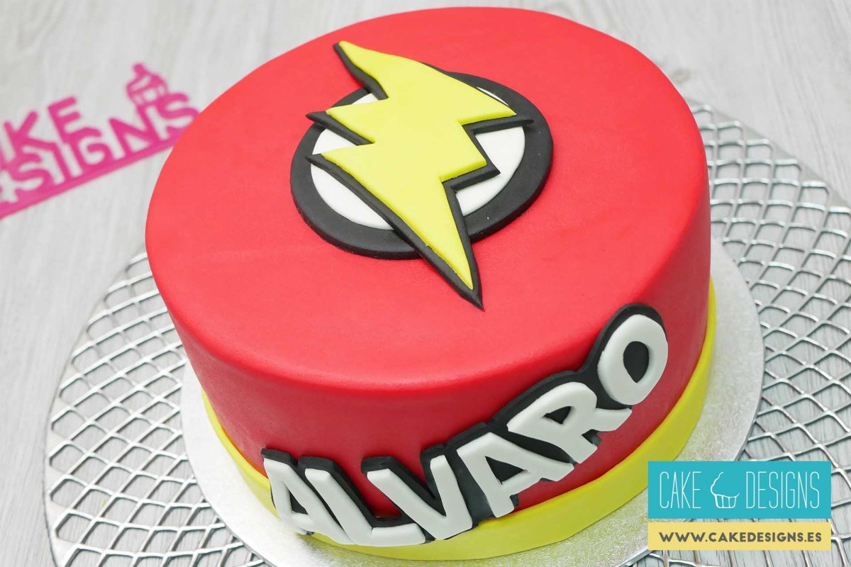 Tarta de Flash