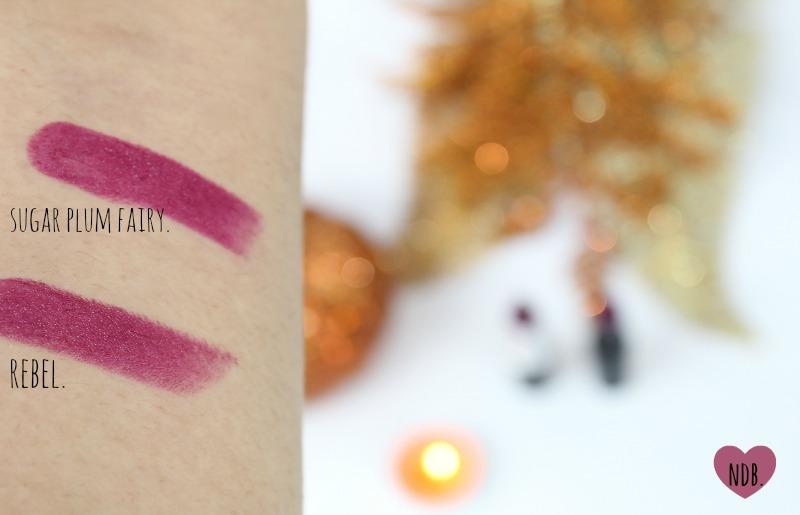 MAC Rebel Lipstick Dupe