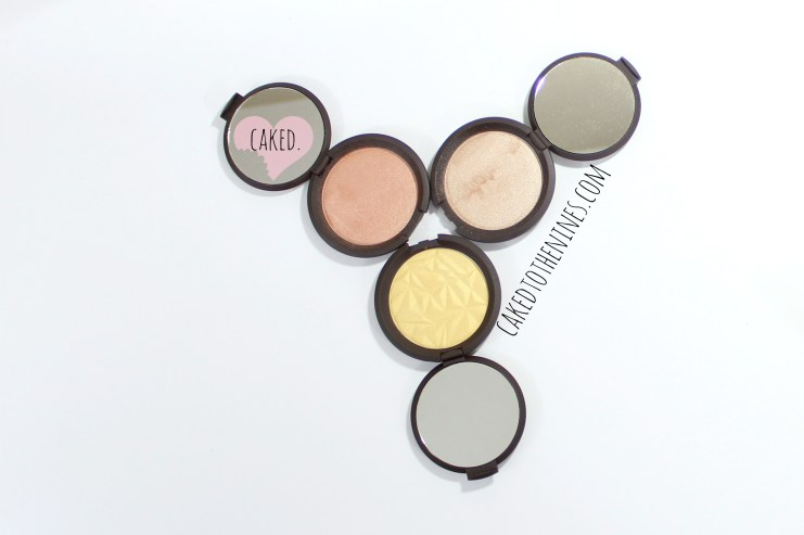 Becca Pressed Shimmering Skin Perfectors, Opal review, becca review, becca rose gold, becca opal, becca champagne gold, review, beauty blog, beauty review