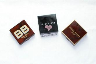 Bobbi Brown shimmer brick, Bobbi Brown Bronze Glow, Bobbi Brown Apricot, Bobbi Brown Copper Diamond, shimmer brick review, beauty blog