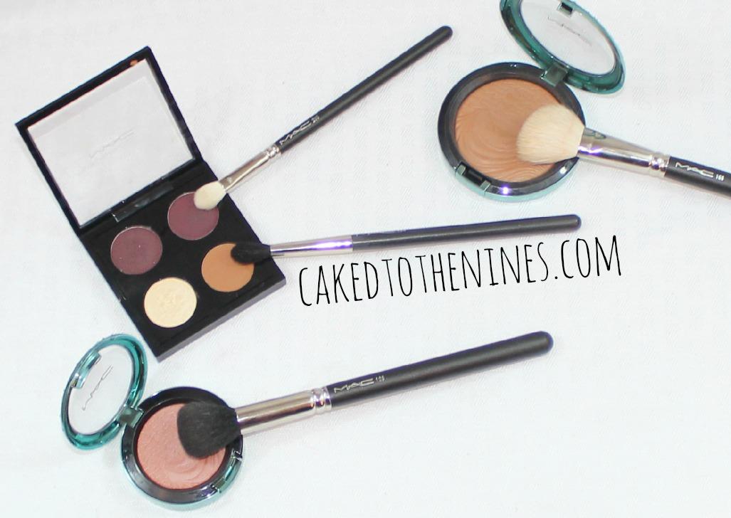 MAC Makeup Brush Essentials, beauty blog, MAC brushes, MAC brush reviews, MAC 217, MAC 224, MAC 168, MAC 109