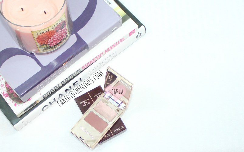 Charlotte Tilbury review, filmstars on the go, the spy who loved me review, beauty blog, rose gold makeup, luxury makeup