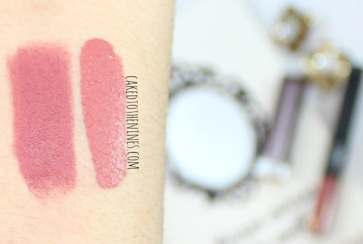 Everyday drugstore lipsticks, drugstore lipsticks, 90s lipsticks, 90s drugstore lipsticks, kylie jenner lipstick drugstore, beauty blog, Maybelline touch of spice, loreal liquid lipstick, loreal everlasting caramel, liquid lipstick