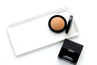 MAC Give Me Sun bronzer review