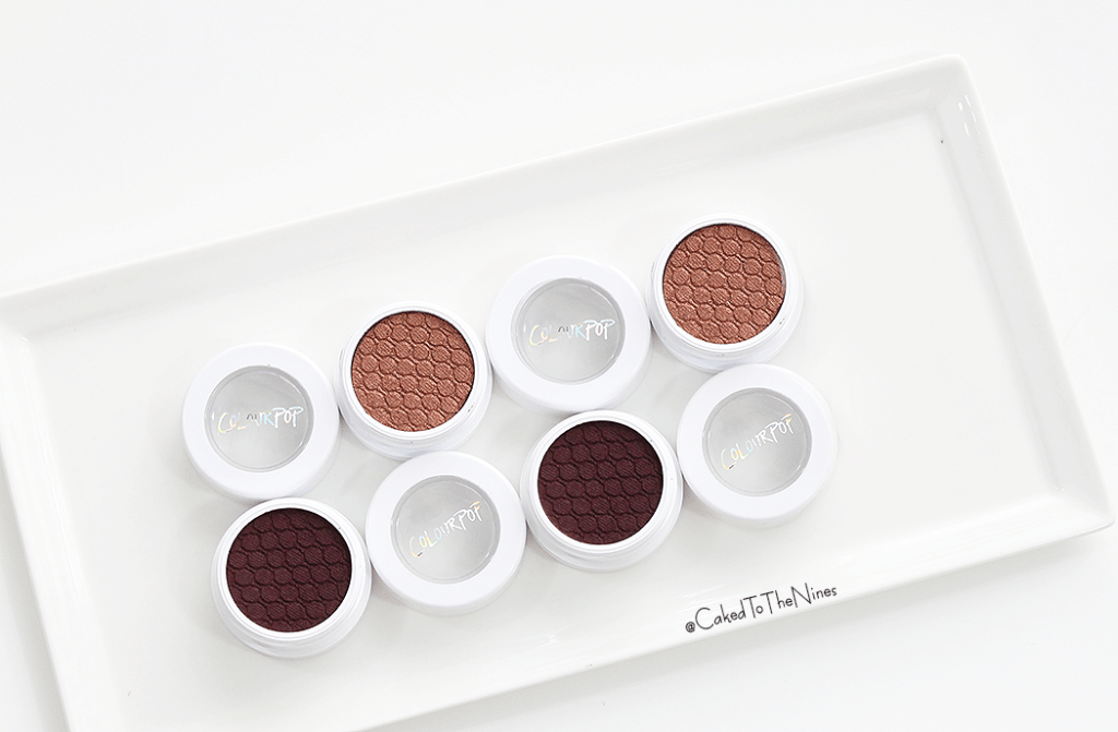 ColourPop Back To The 90s review