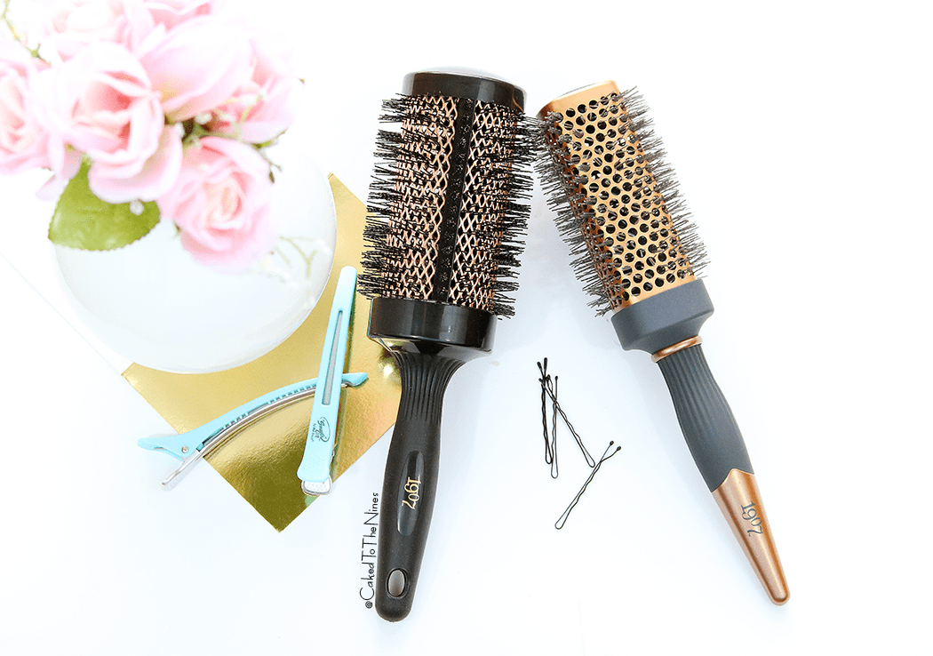 2 New Hair Brushes for a Blowout at Home