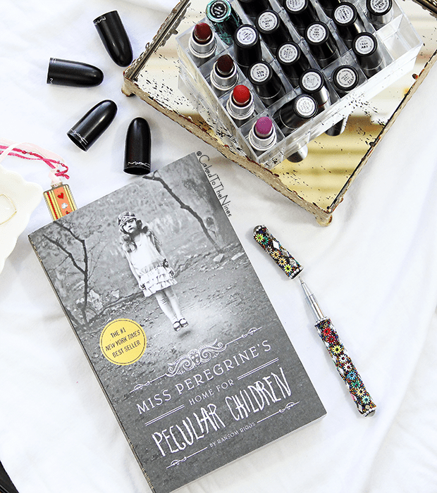 Currently Reading | Miss Peregrine's Home For Peculiar Children review