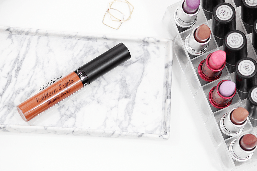 Kathleen Lights Miami Fever review, Ofra Cosmetics review