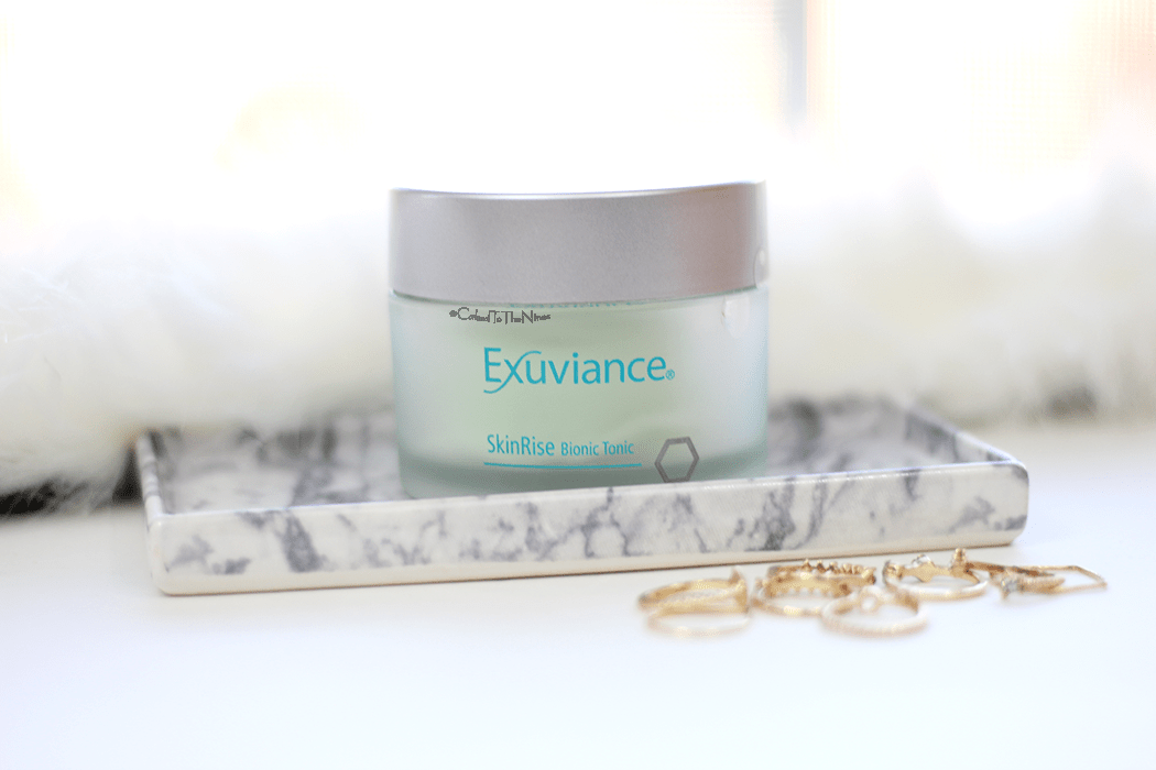Exuviance Bionic Tonic review, Skincare, Exuviance review, AHA's, PHA's