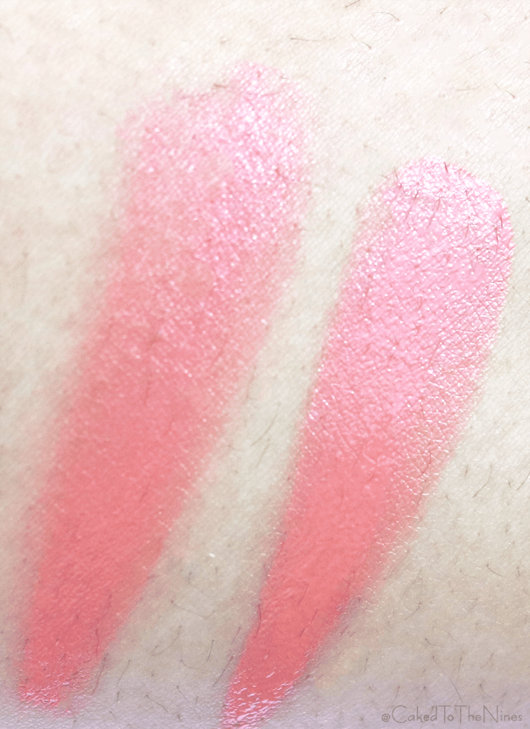 YSL #13 Peach Passion dupe, Stila Peach Blossom