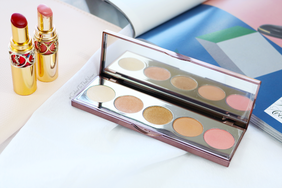 Becca Afterglow palette review