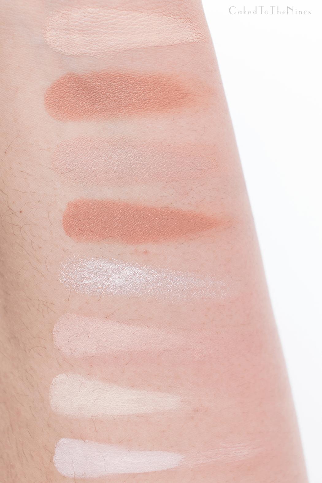 Makeup Revolution Ultra Cream Contour Palette review