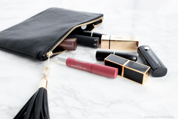 8 Comfortable Matte Lipsticks
