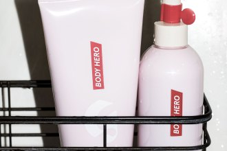 Glossier Body Hero review