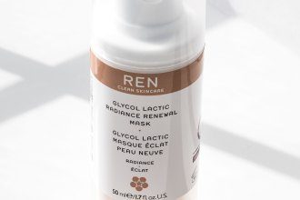 Ren Glycol Lactic Renewal Radiance Mask review