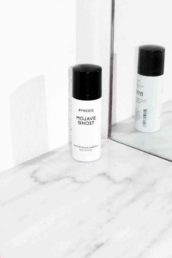 Byredo Mojave Ghost hair perfume review