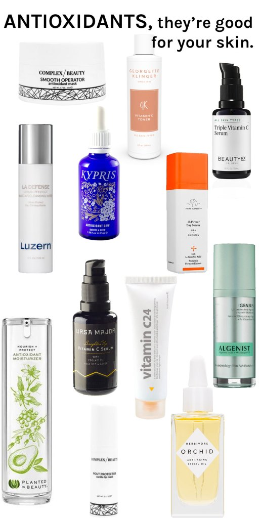 Antioxidants and Why They're Great For Your Skin