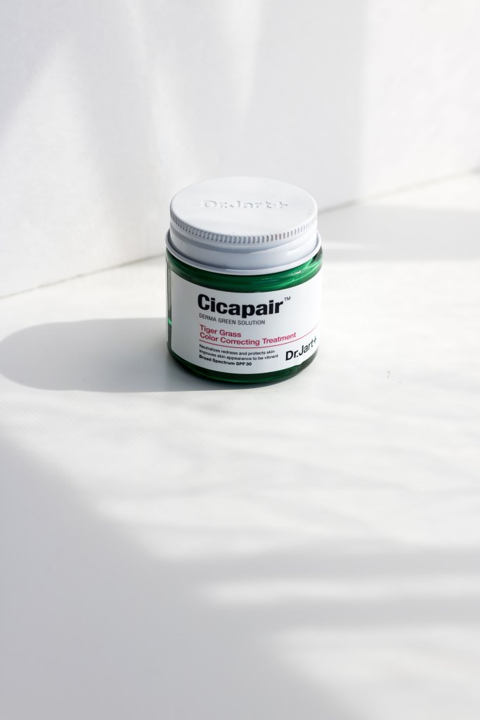 Dr. Jart Cicapair Tiger Grass Color Correcting Treatment review