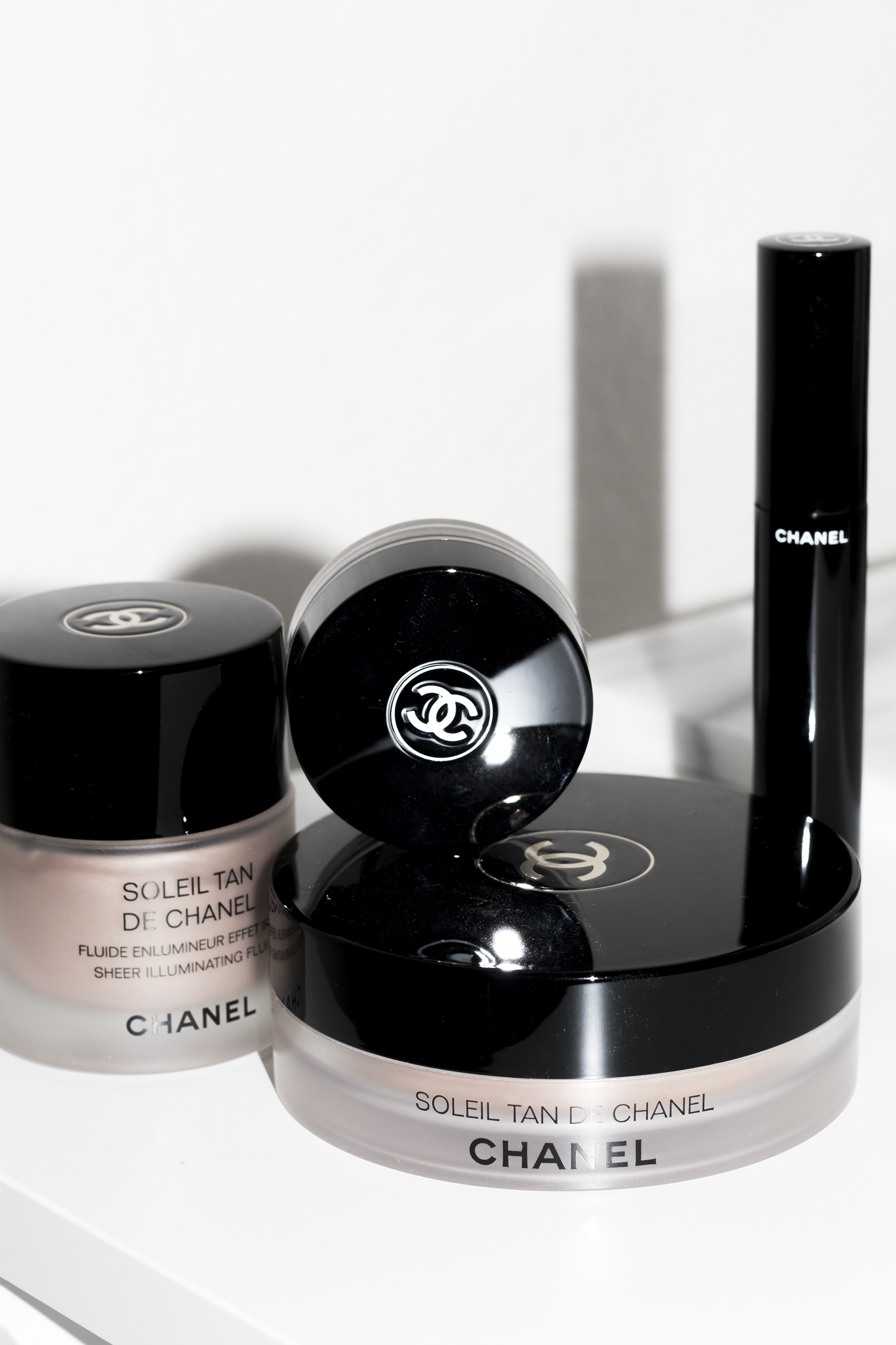 Chanel makeup must haves