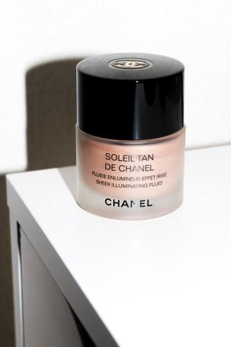 Chanel Illuminating Fluid