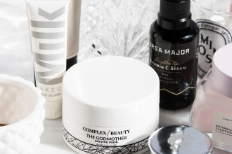 makeup and dewy skincare products that make the skin super glowy, dewy and juicy