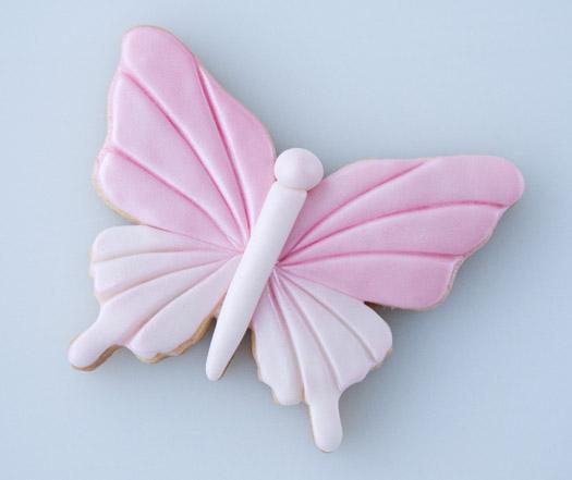 Fondont Cutter Butterfly