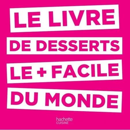 Livre De Dessert Le Plus Facile Du Monde 2890 CHF