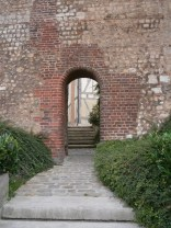 A mysterious archway