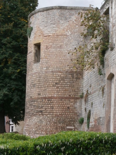 A bit of old city wall
