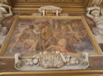 Fresco in Francois' gallery