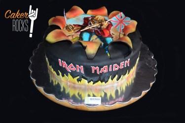 Trooper Eddie 2D de Iron Maiden