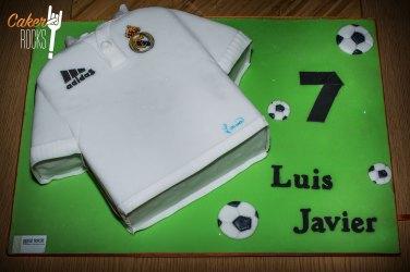 Tarta Real Madrid