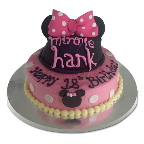 Minnie MouseCake