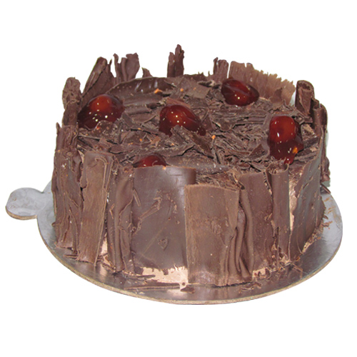 Sweet Blackforest Cake