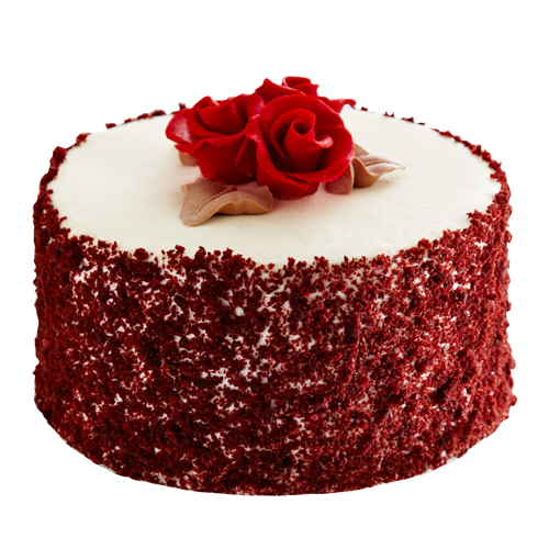 Red Velvet Cake Chandigarh Cakes Delivery - Home ...